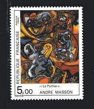 1984-Série artistique:La Pythie -André MASSON(n°2342)