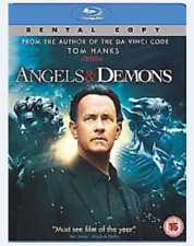 NEW Sealed Angels And Demons (Blu-ray, 2009) Tom Hanks, Ewan Mcgregor.