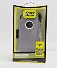 Otter Box~Apple  iPhone 5 Phone Case W/ Belt Clip~ Defender Series~77-22118