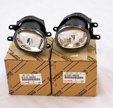 Front Bumper Fog Lamp Light Left and Right Led for Lexus Nx Rx Ct GS Lx Is 2013-