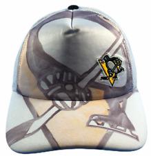 Pittsburgh Penguins NHL Adidas Snapback Hat Brand New