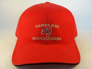 Tampa Bay Buccaneers NFL Vintage Strapback Hat Cap American Needle Red