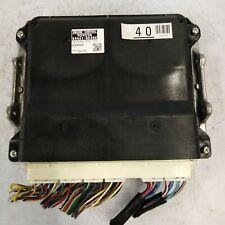 2011 2012 Toyota Highlander Brain Engine Control ECU ECM EBX Module 89661-0E400