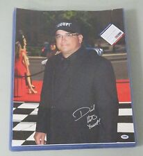 "122814 Dave Hester Signed 16x20 Photo Auto "" Yuuup ! "" Psa/Dna Coa Storage Wars"