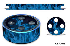 Skin Decal Wrap for the Amazon Echo Dot 2nd Gen Alexa Graphics Stickers ICEFLAME