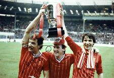 Graeme SOUNESS SIGNED 12x8 LIVERPOOL Photo 3 AFTAL RD COA Private Signing