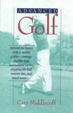 Advanced Golf by Cary Middlecoff (1999, Paperback)