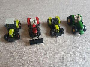 siku farm vehicles tractors diggers job lot joblot bundle