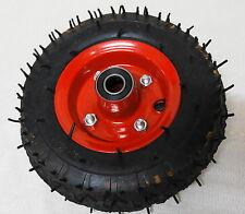 "6"" Trolley Wheel 150mm Pneumatic 12mm Bearing Billycart Mower"