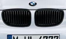 Original BMW M Performance 1er E87 E81 Parrillas Negro 51710441920+0441921