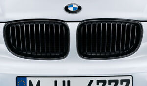 Originale BMW M Performance 1er E87 E81 Griglia Nero 51710441920+0441921