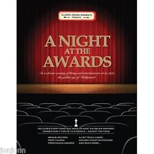 A Night At The Awards Themed Dinner Party Game for 8 Adults - Sealed CLEARANCE £