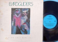 Eurogliders ORIG OZ LP Pink suit blue day NM '82 Mercury New wave Pop Rock