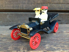 Model T Car with People Salt and Pepper Shaker Set