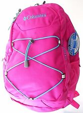 COLUMBIA NEOSHO GROOVY PINK LAPTOP DAY PACK, #CB021CO-650