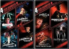 Nightmare on Elm Street 1 2 3 4 5 6 7 8 DVD Set Films Complete Collection Horror