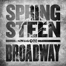 BRUCE SPRINGSTEEN SPRINGSTEEN ON BROADWAY 2 CD (PRE-Release December 14th 2018)