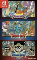 Dragon Quest Trilogy Collection 1 2 3 Nintendo Switch Brand New Sealed