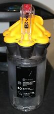 CLEANED Dyson DC33 Vacuum Cleaner Replacement Yellow Canister Dust Bin Cyclone