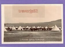 North Somerset Imperial Yeomanry Military Camp Maiden Castle Dorchester AB138
