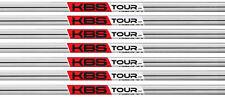 KBS Tour C-Taper Lite 4-PW Stiff Flex Iron Shafts - .355 - Master Distributor