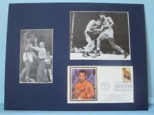 Sugar Ray Robinson vs.Jake LaMotta & Special Commemorative Cover