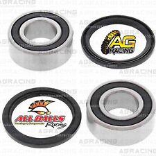 All Balls Rear Wheel Bearings & Seals Kit For TM EN 125 2000 00 Motocross