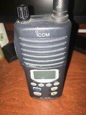 Icom M3A Marine band walkie talkie