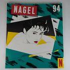 "Patrick Nagel Calendar 1994 Art Prints Large 15""x13"""