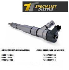 BMW 3.0 Reconditionné Bosch Injecteur Diesel - 0445110047/0445110266