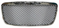 2011-2014 Chrysler 300 300C Front Grille Hood Grille All Chrome Bentley Style