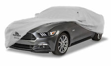 2005-2012 Porsche Boxster Custom Fit Grey Cotton Plushweave Car Cover