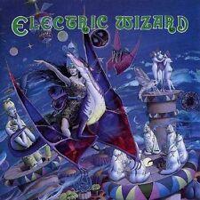 LP Electric Wizard - Electric Wizard Ristampa Del Primo LP Rise Above Doom Metal