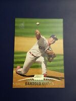 1999 Topps Stadium Club # 17 BARTOLO COLON Cleveland Indians Sharp LOOK !
