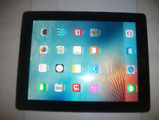 Apple iPad 3rd Gen.16GB,Wi-Fi+Cellular(Unlocked), 9.7in -Black***MINT**