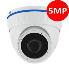 HD TVI 5 Mega Pixel CCTV Night Vision IR dome Eyeball Camera 3.6mm HD-TVI 5