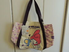 My melody with mouse small baloon tote bag JAPAN Brand-New  Sanrio