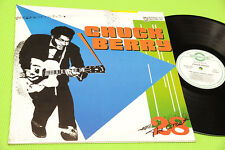CHUCK BERRY 2LP 28 SUCESSI ITALY PRESS NM !!!!!!!!!!! GATEFOLD COVER