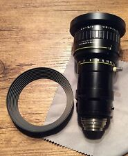 TOP CONDITION: Schneider-Kreuznach Beaulieu-Optivaron 6-70 mm f/1,4-16. CLEAN.
