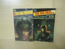GARY BRANDNER - 2 BOOKS - THE ARDVARK AFFAIR, THE BEELZEBUB BUISNESS