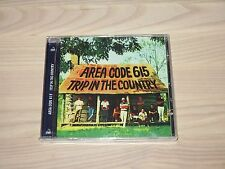 Area Code 615 CD-trip in the country in SEALED NUOVO
