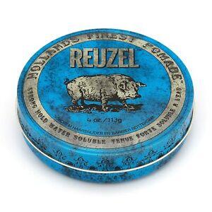 Reuzel Blue Pomade Strong Hold  4 oz.