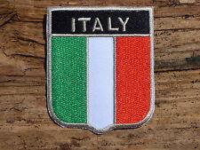 ECUSSON PATCH THERMOCOLLANT aufnaher toppa ITALIE italien drapeau /6CMX7.3CM