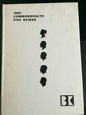 Bridger & Kay 1980 Commonwealth Five Reigns Catalogue 14th Edition