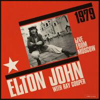 Elton John - Live From Moscow [New Vinyl LP] 180 Gram