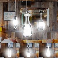 Modern LED Wine Glass Bar Ceiling Light Pendant Lamp Fixture Lighting