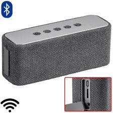 10W Bluetooth Wireless Speaker Portable Audio Loudspeaker w/ Micro Sd Card Slot