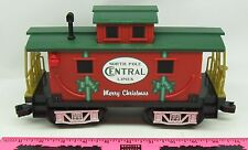 Lionel ~ Merry Christmas North Pole Central Lines caboose*2016* Ready-to-Play