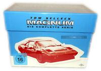 Magnum Komplettbox - Die komplette Serie (Staffel 1,2,3,4,5,6,7,8) [DVD] Deutsch