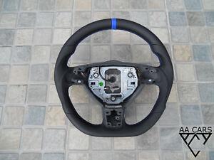 Steering Wheel Opel Astra H III OPC Sport Leather Flat Bottom